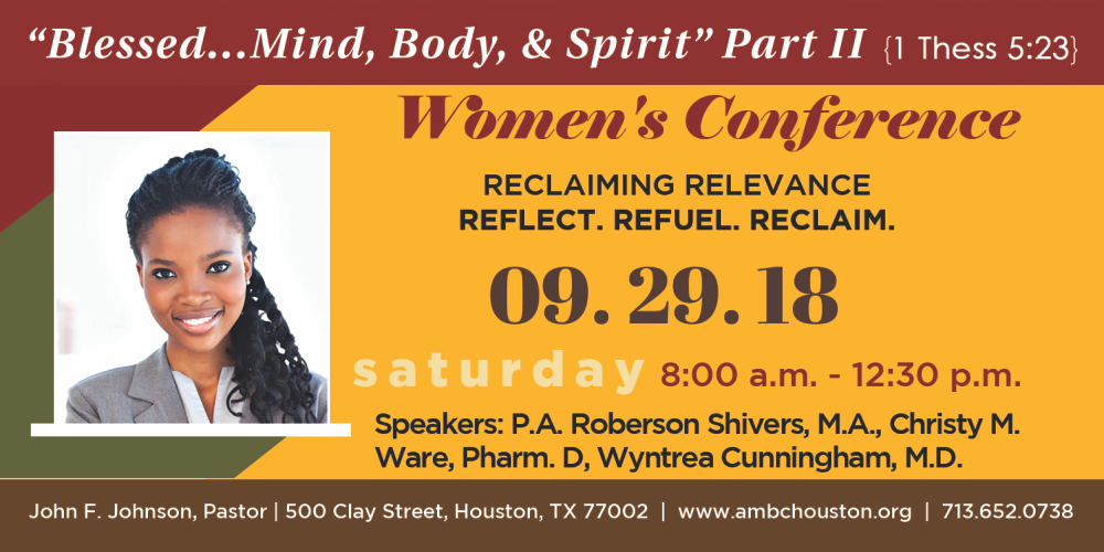 WomensConference2018